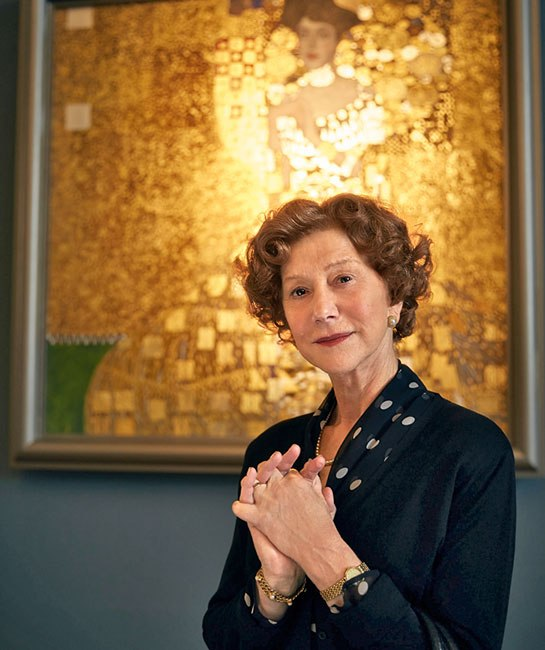 """Helen Mirren en """"Woman in Gold""""."""