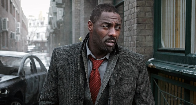 "Idris Elba en ""Luther""."