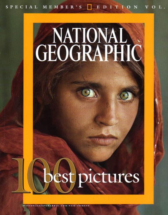 Steve McCurry, el fotógrafo que tomó la foto original de Gula, fue a Pakistán y la encontró viviendo con su esposo en Peshawar.