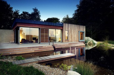 casa en UK PAD STUDIO New Forest