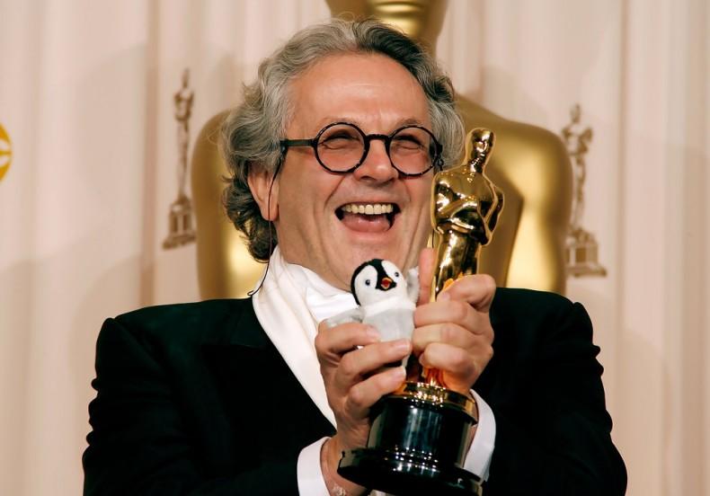 Esta es la primera nominación de Miller como Mejor Director en los Golden Globes.