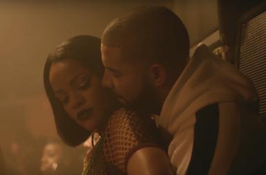 Rihanna y Drake en Work