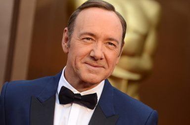 Kevin Spacey de House of Cards