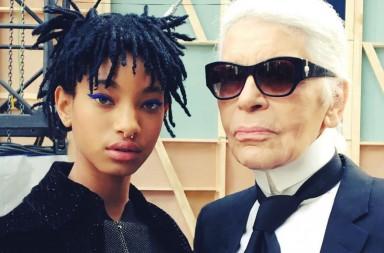 Willow Smith, embajadora de Chanel