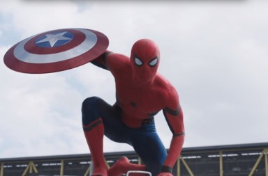 Spiderman en Civil War