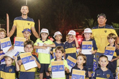 KIA Motors con Boca Juniors