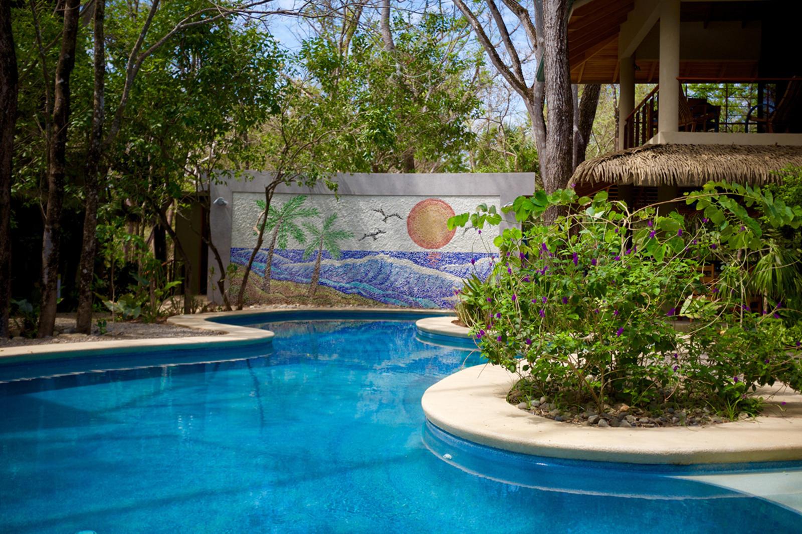 Olas Verdes en Costa Rica