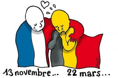 Reacciones tras atentados en Bruselas