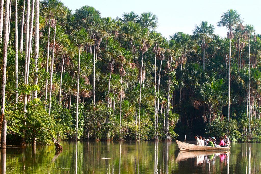 Lago Sandoval