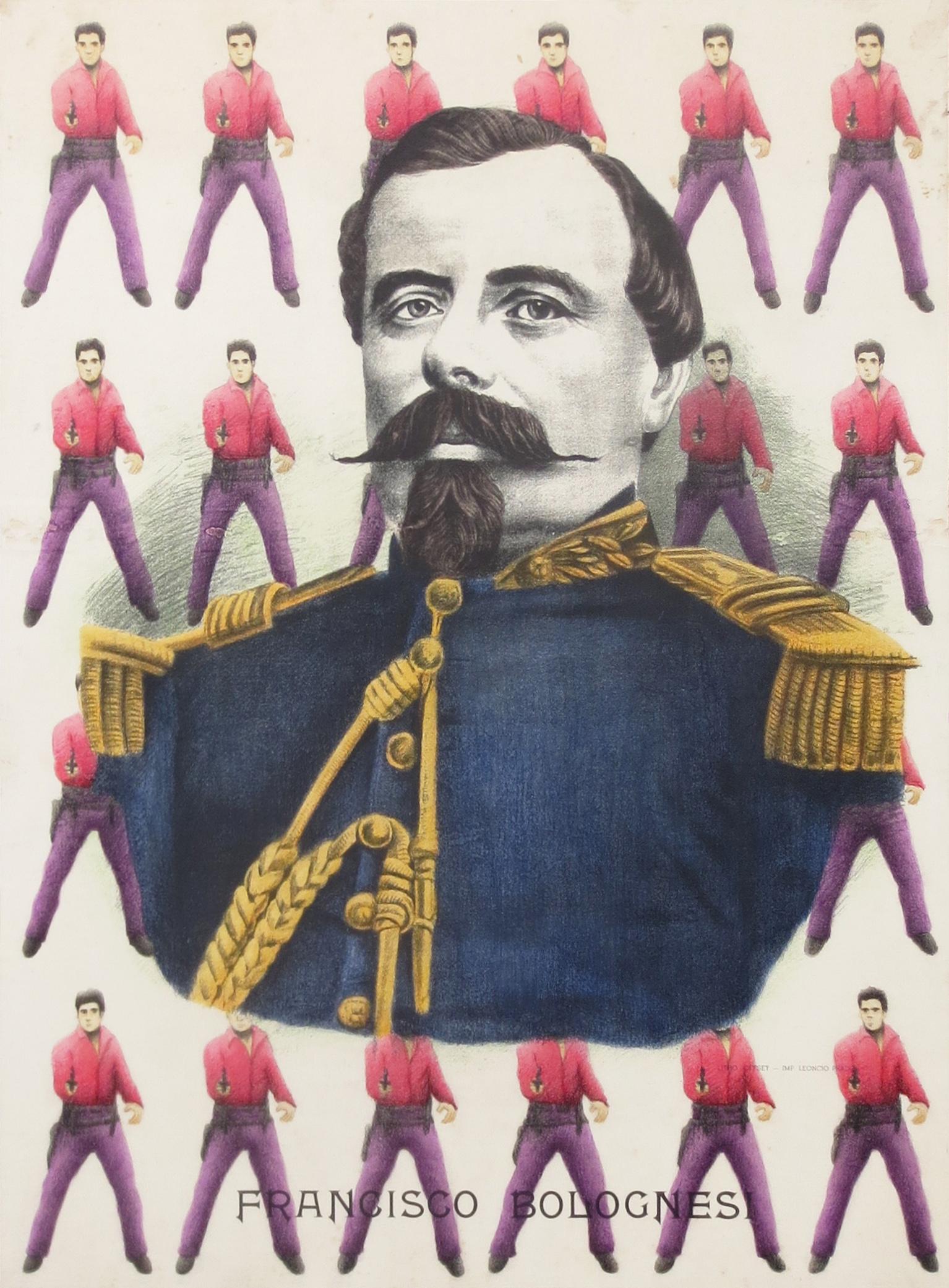 Trabajo de Aldo García Callegari que forma parte de la serie Peruanismos.