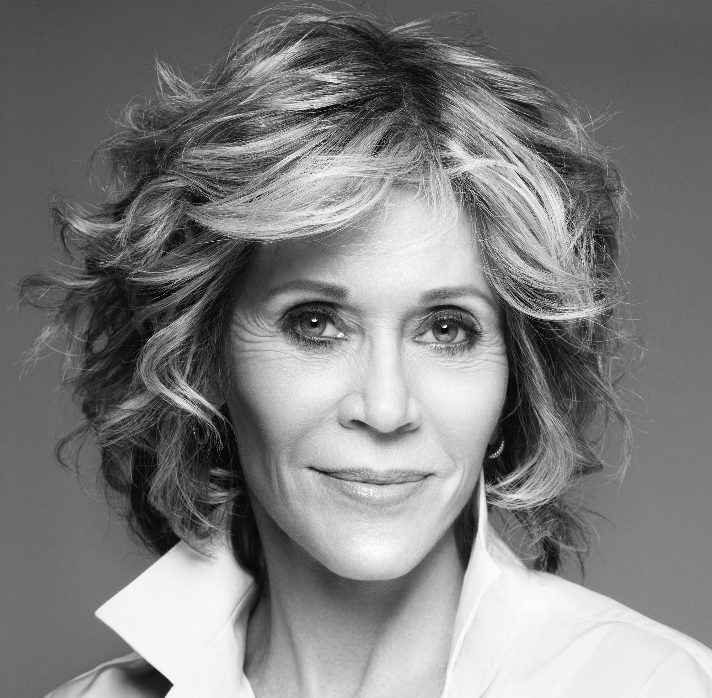 Jane Fonda luchó contra la bulimia desde los 12 hasta los 35 años.