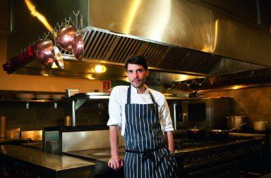 Virgilio Martínez, en Central, uno de los restaurantes peruanos en 50 Best