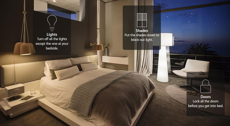 homekit-bedtime-examples