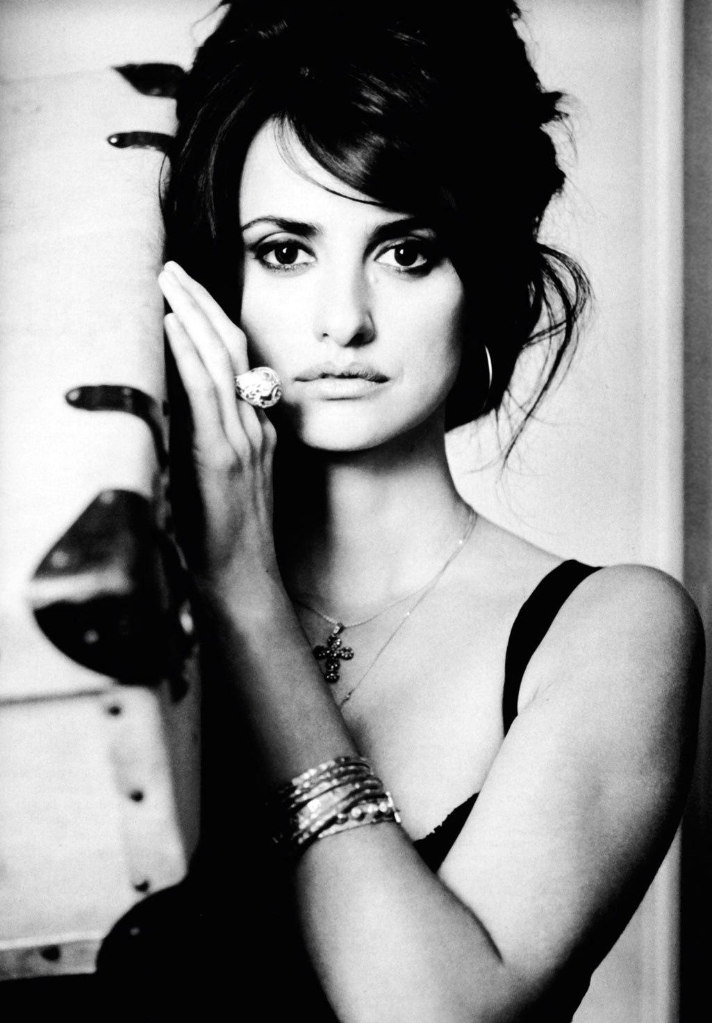 """""""El día que vi """"Átame""""(Almodóvar, 1989) decidí ser actriz"""", ha confesado la madrileña."""