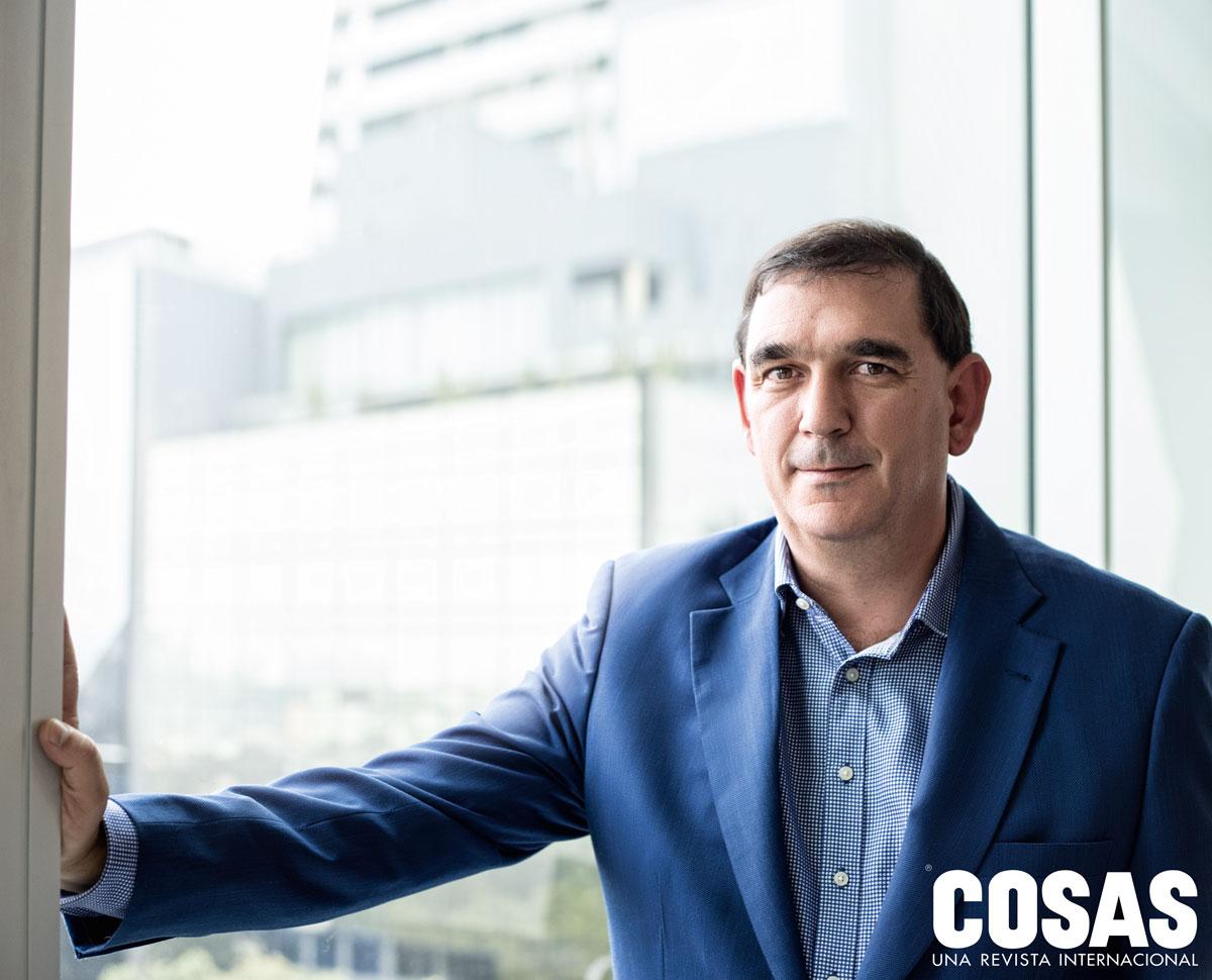 Alfonso Bustamante es gerente general de la Corporación Financiera de Inversiones (CFI).