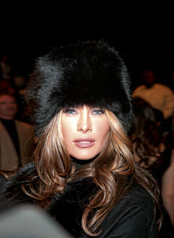 Melanija Knavs nació el 26 de abril de 1970, en Novo Mesto, una ciudad de la entonces República Federal Socialista de Yugoslavia.