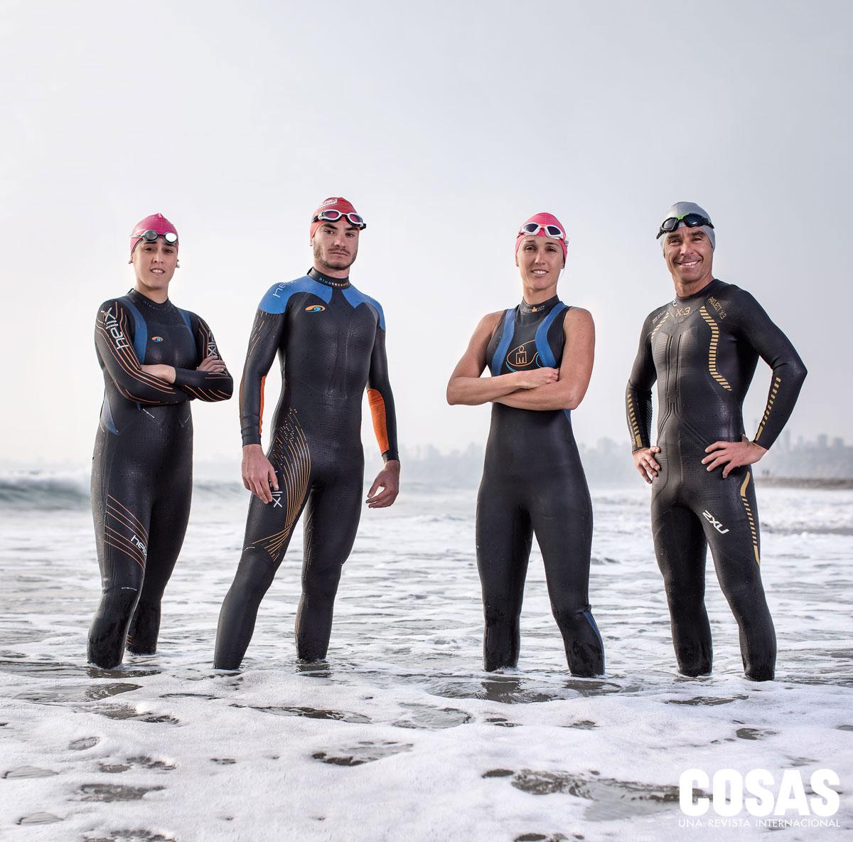 Para los deportistas no triatletas, el Ironman 70.3 Perú tendrá carrera de postas: natación, ciclismo y carrera.  A armar equipos.