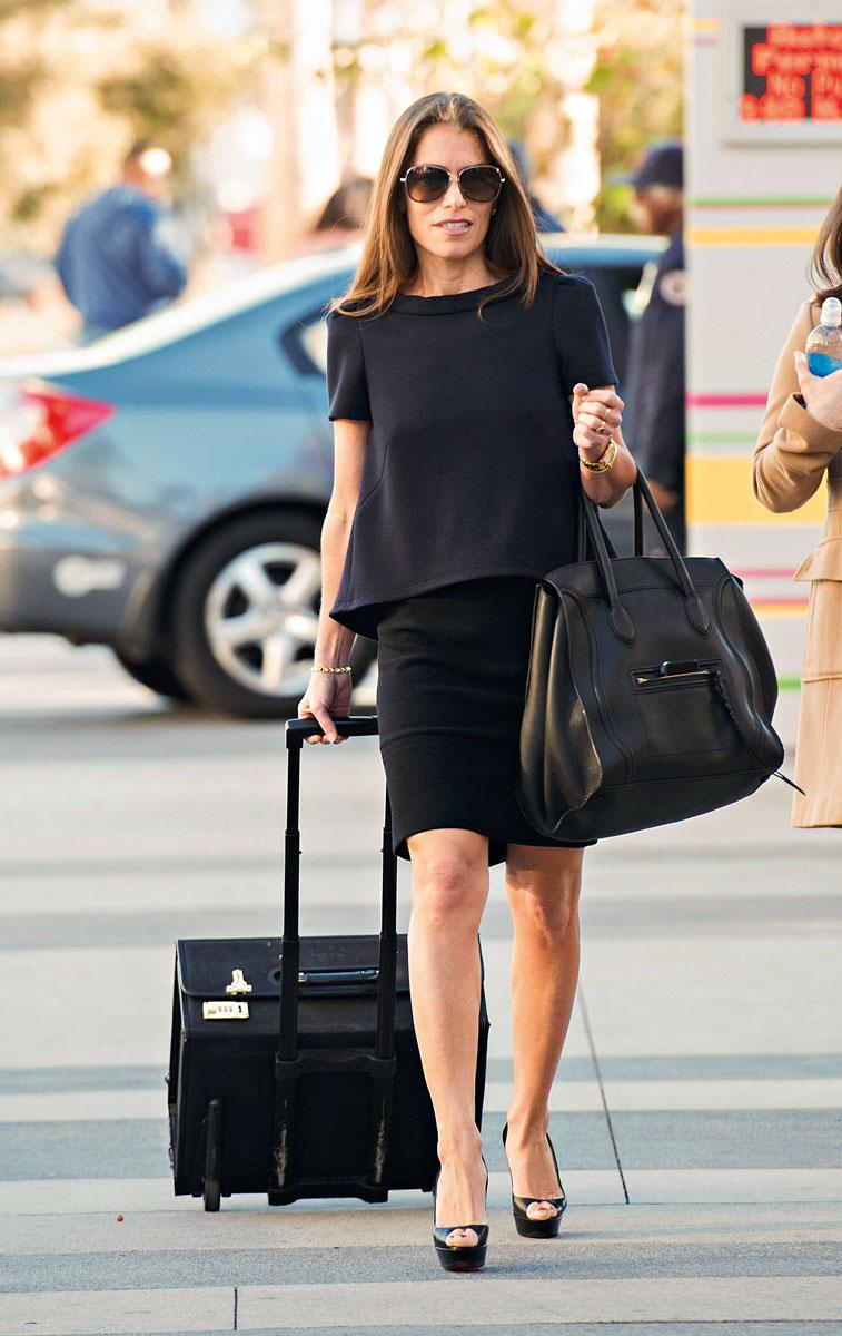 La abogada Laura Wasser ya trabajó para Jolie cuando esta se divorció de Billy Bob Thornton.