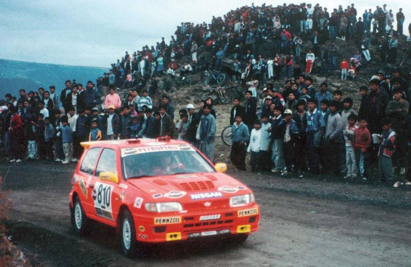 Con su emblemático Nissan Silvia, Raúl Orlandini se coronó campeón del torneo en tres oportunidades (1991, 1992 y 1993).