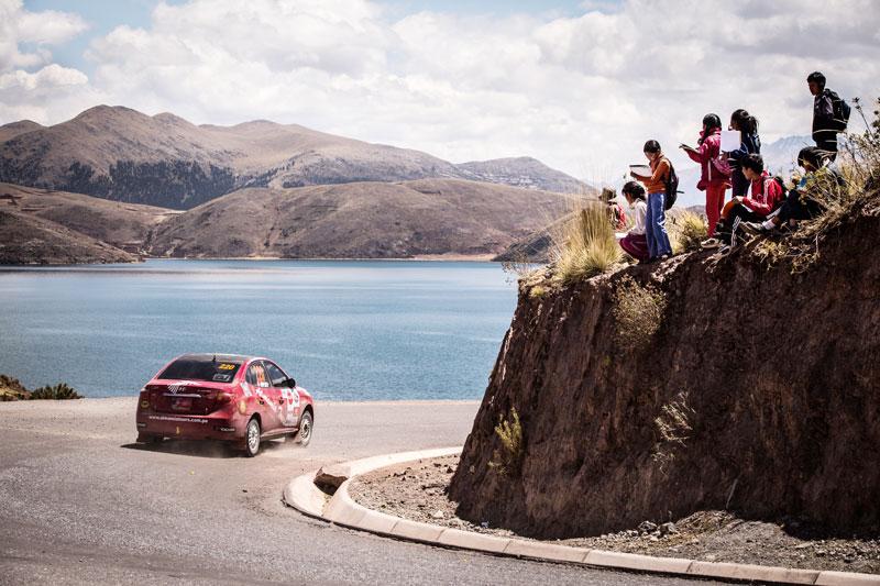 El rally recorre Lima, Huancayo, Ayacucho, Cusco y Arequipa, y, desde este año, también Puno.