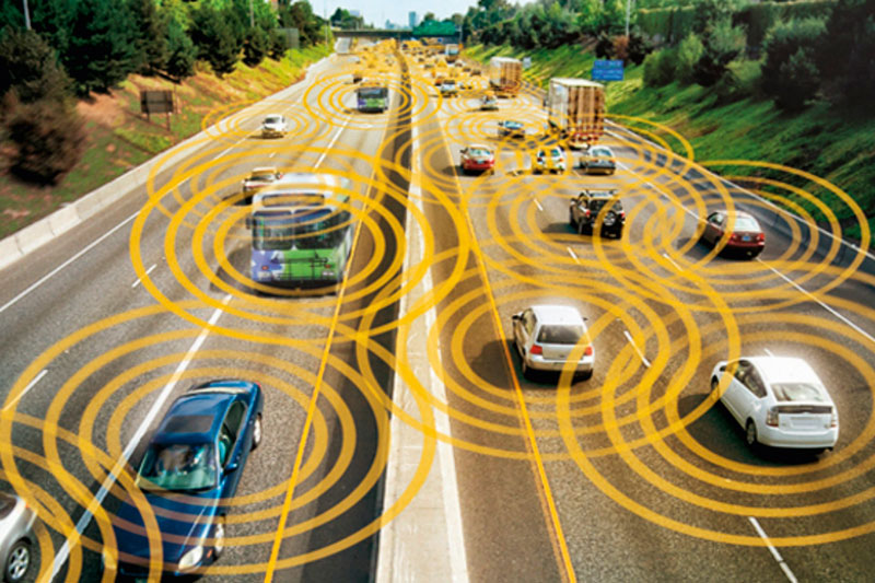 El sistema V2V (comunicación de auto a auto) es una de las diez tecnologías más innovadoras de 2016.