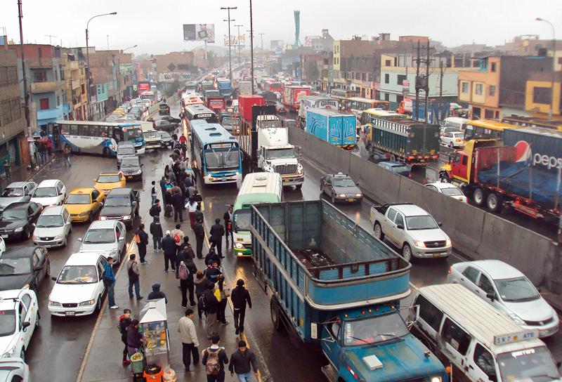 urbanismo Lima