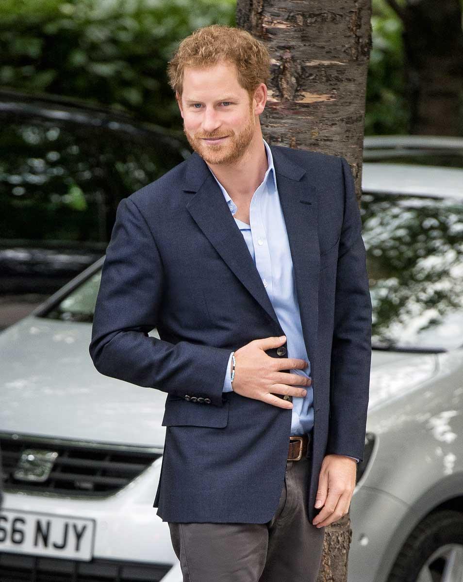 Esta es la primera relación formal del príncipe Harry después de la que tuvo con la actriz Cressida Bonas.