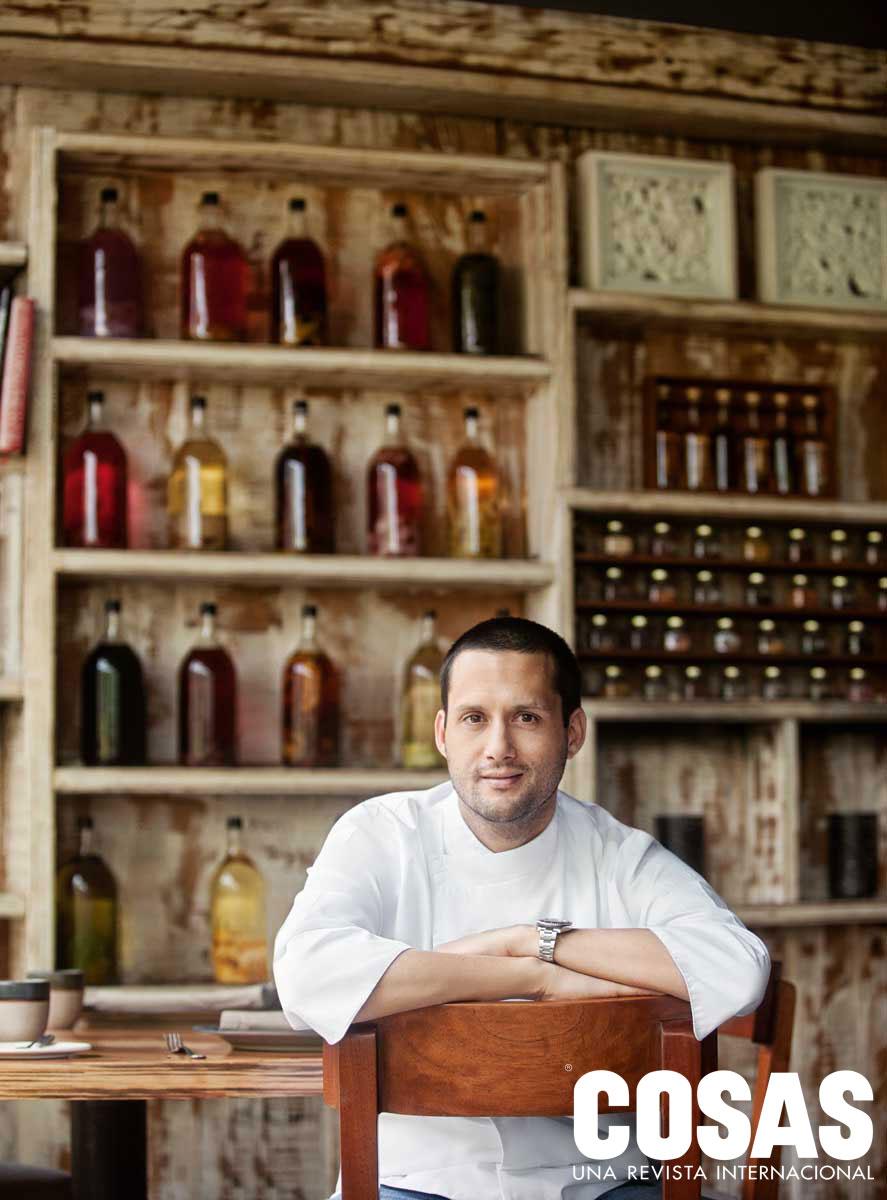 Jaime Pesaque ha abierto sucursales de Mayta en Cusco, Hong Kong, Miami, Oslo, Madrid, Milán, Punta del Este y Dubái.