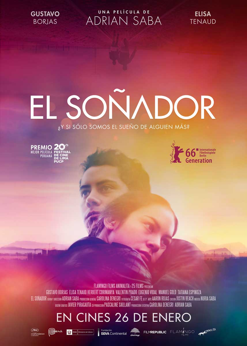 La cinta se estrenará en las salas de cine de París en marzo de 2017.