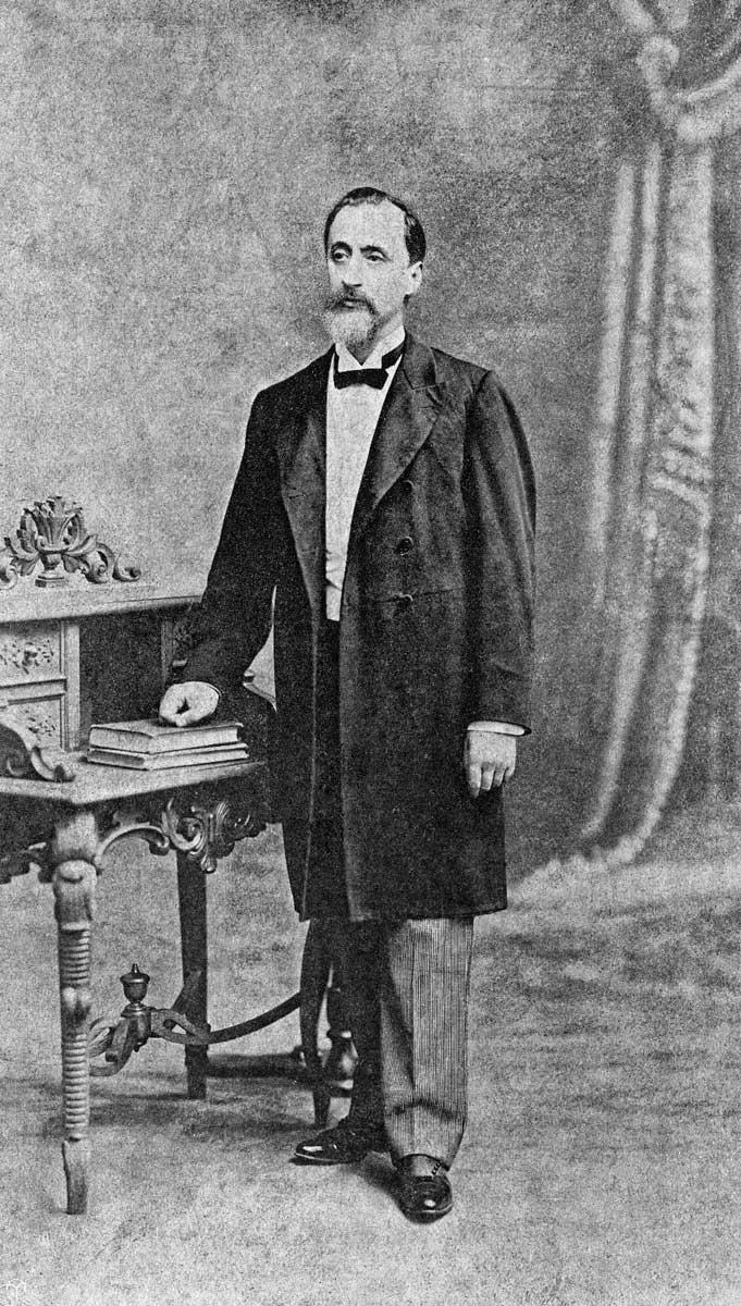 Antonio Raimondi nació en 1824 y arribó al Perú en una fecha patriótica: el 28 de julio de 1850.