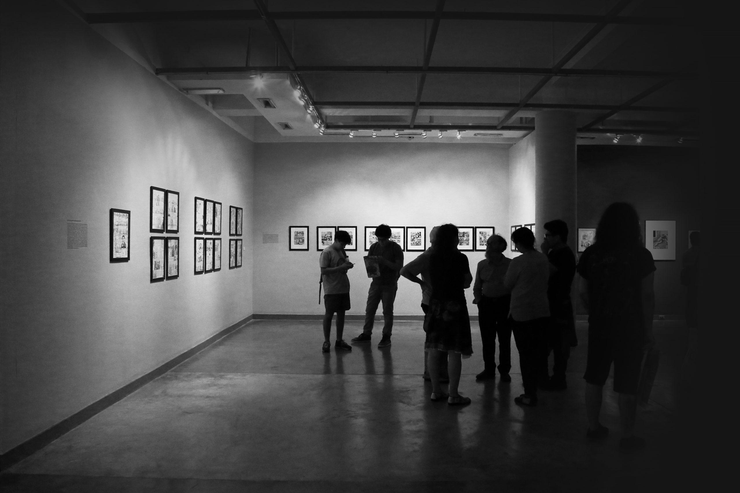 La Noche de las Galerías