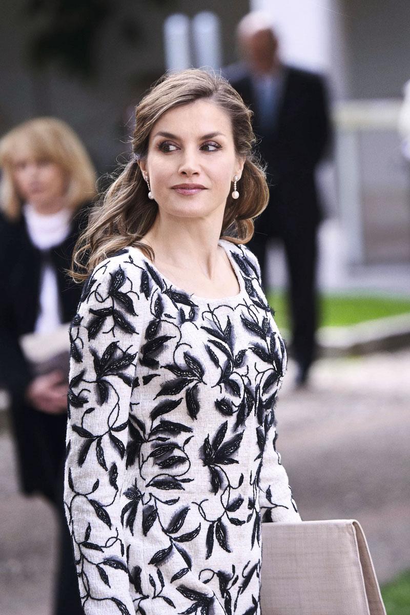 Letizia, reina consorte de España
