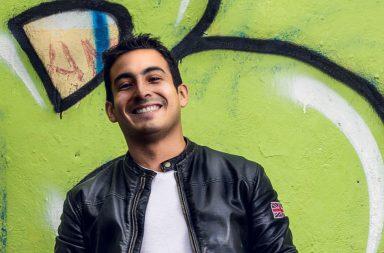 Carlos Palma, de El Club de la Comedia