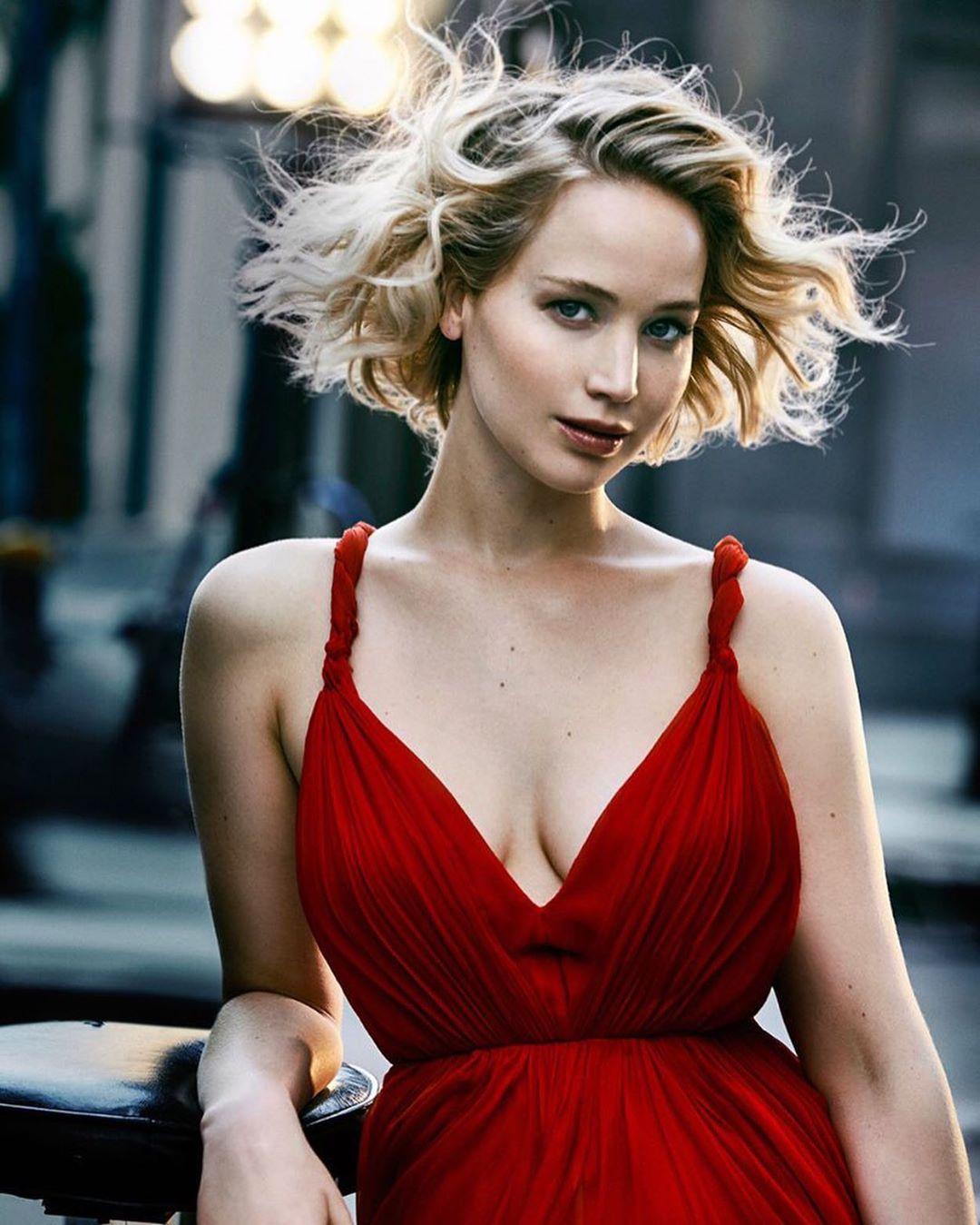 Jennifer Lawrence Oscar / Oscars Winners 2013 Jennifer Lawrence Is Just Hitting Her Stride Los
