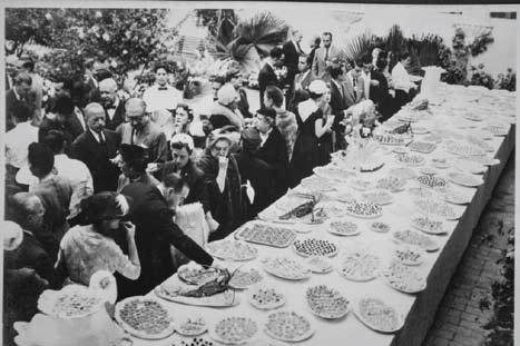 La recepción de Marilú Moreyra y Augusto Felipe Wiese fue en los jardines de la casa hacienda familiar de San Isidro.