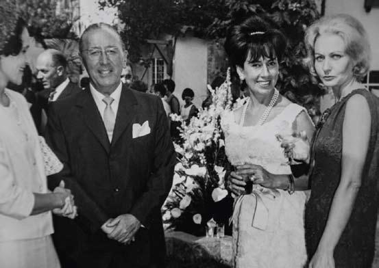 Bodas peruanas: Rosario de Cárdenas Salazar y José Antonio de Lavalle