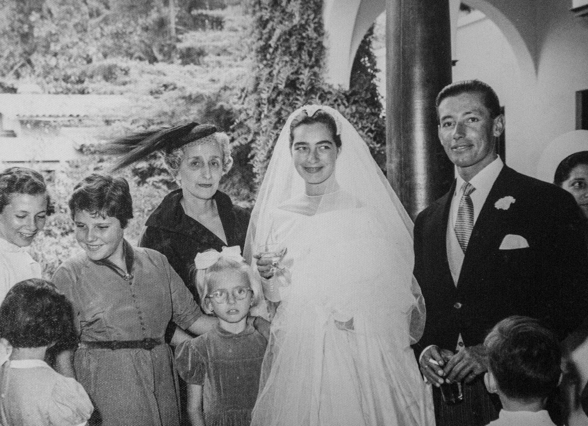 Bodas peruanas: La boda de Marilú Moreyra y Augusto Felipe Wiese