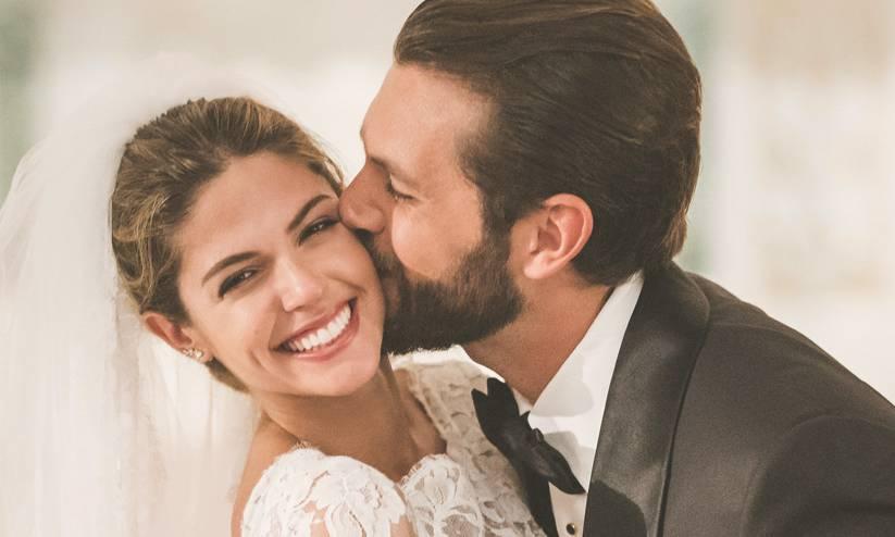 Stephanie Cayo y Chad Campbell matrimonio (1)