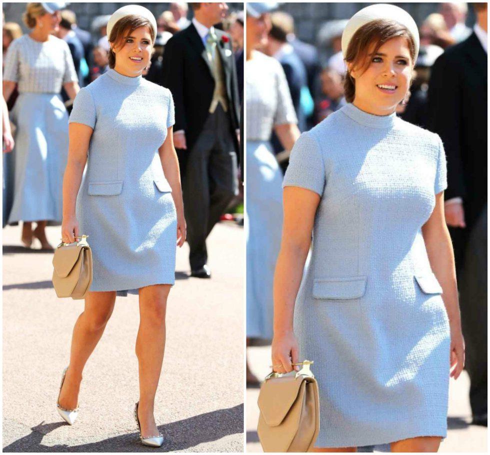 los Royals peor vestidos de la boda de Harry y Meghan