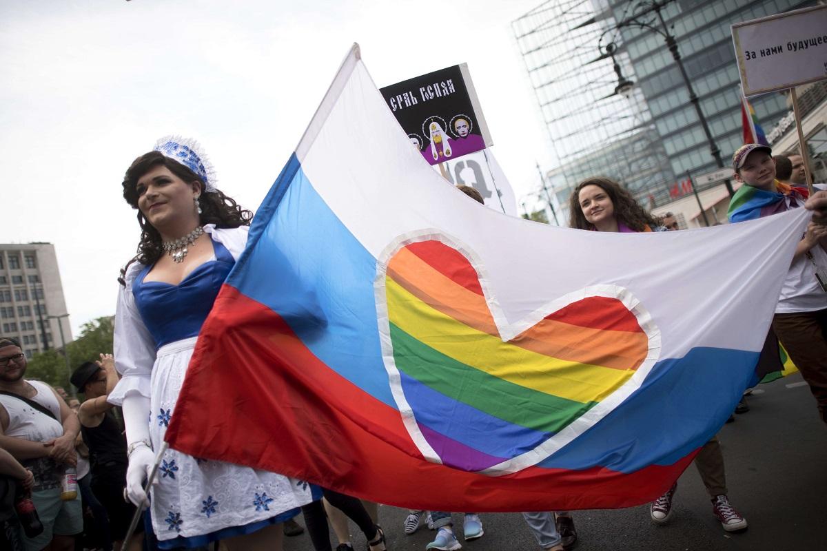 Rusia es uno de los países europeos que con más fuerza se oponen a las causas de la comunidad LGTBQ