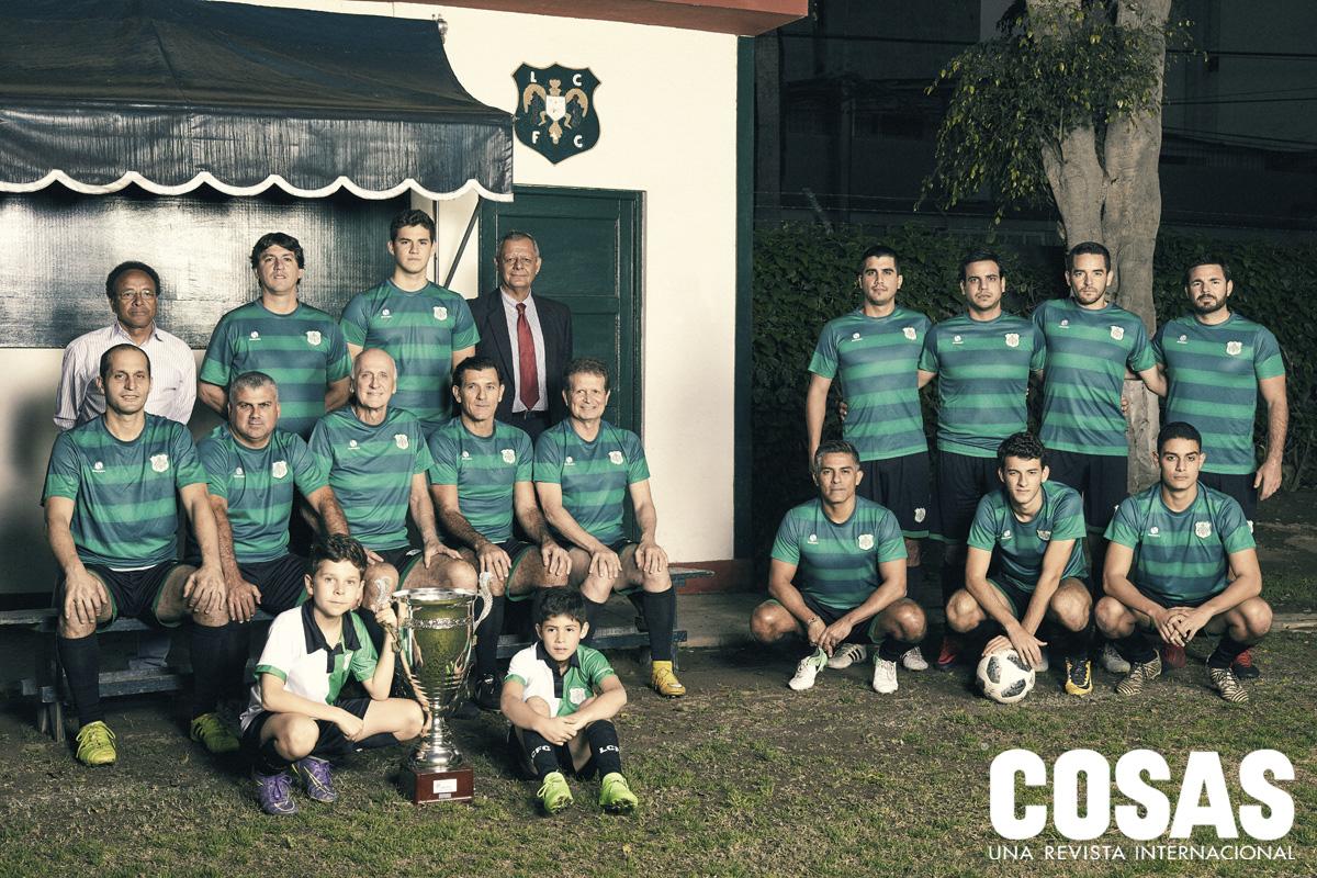 Lima Cricket & Football Club.