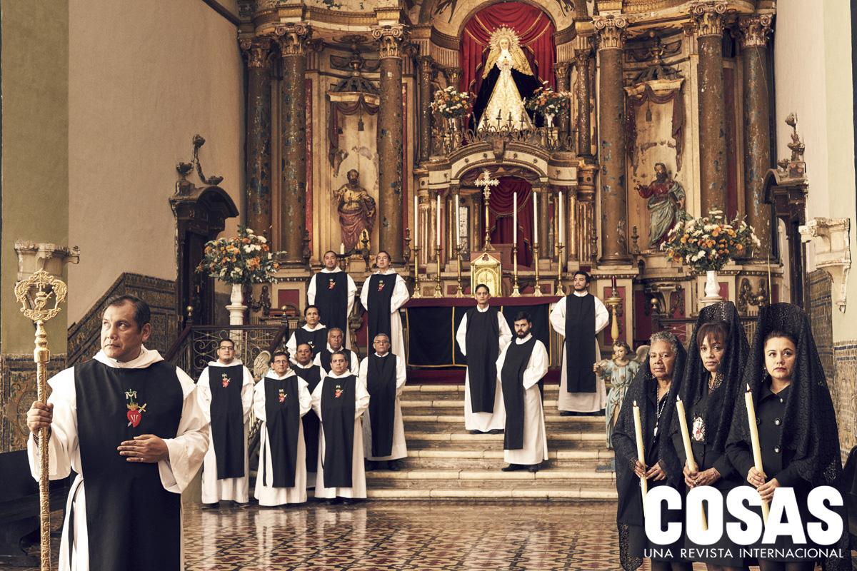 La Cofradía de la Soledad.