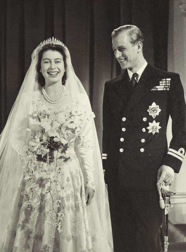 10 Datos Curiosos De La Boda De La Reina Isabel Y Felipe De Edimburgo