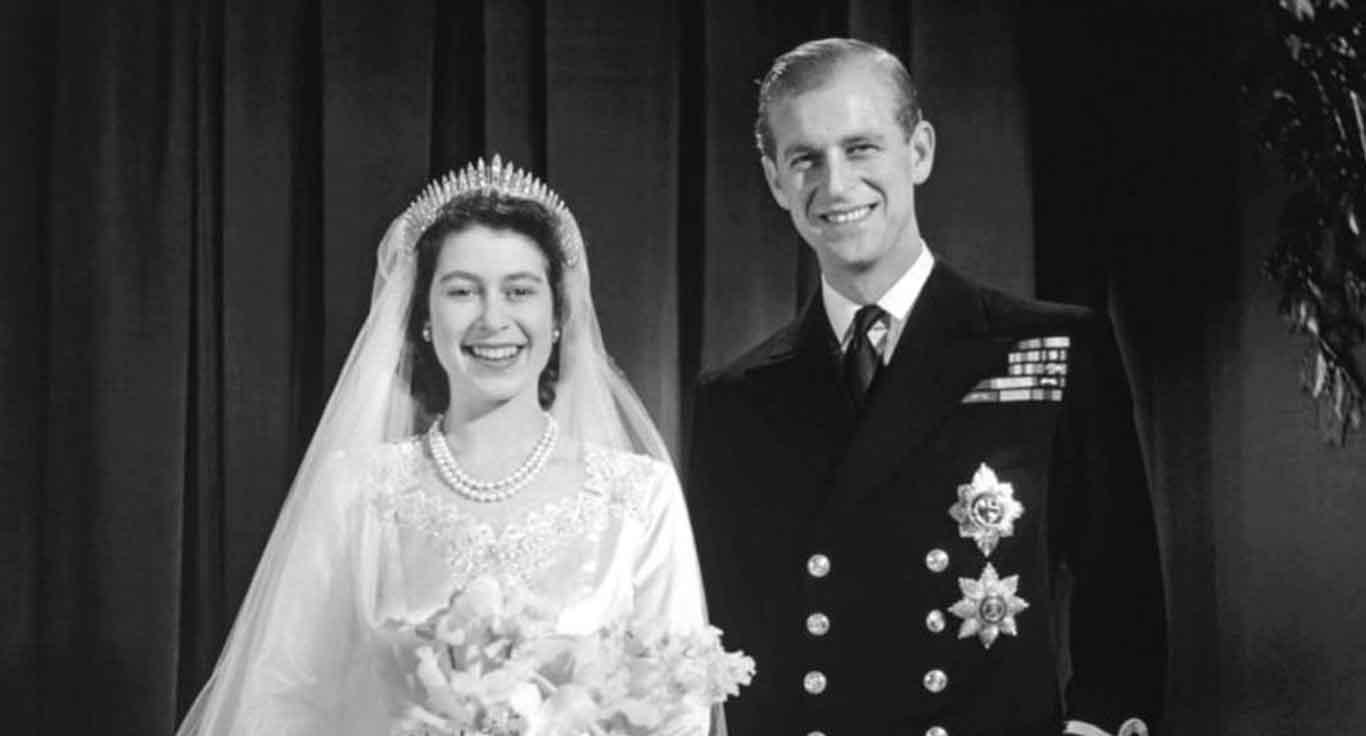 Asi Empezo La Historia De Amor De Elizabeth Ii Y Philip De Edimburgo