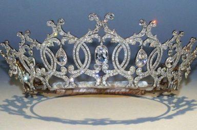 tiara de portland