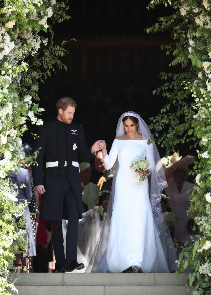 La boda secreta de Meghan Markle y el príncipe Harry nunca sucedió.