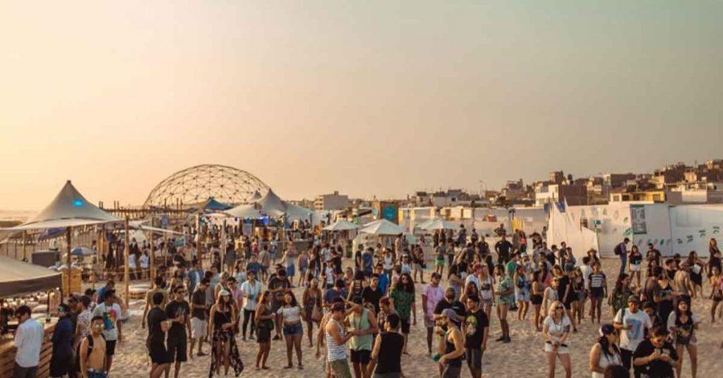Playa concierto