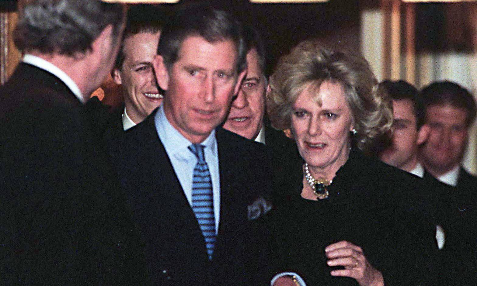 Operacion Ritz Asi Fue El Debut Del Principe Carlos Y Camilla Parker
