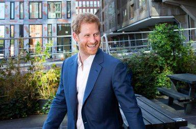 Harry ha estado trabajando en secreto en su nuevo trabajo como ejecutivo de BetterUp Inc