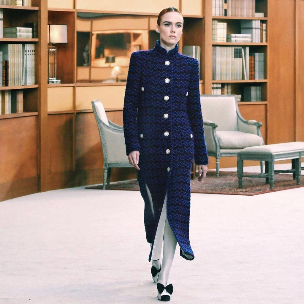 Alta Costura Chanel Moda